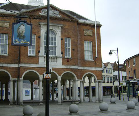 High Wycombe, UK, By Sealman at English Wikipedia - Sealman at English Wikipedia, Public Domain, https://commons.wikimedia.org/w/index.php?curid=32769690
