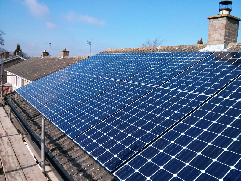 Solar Panel Installers Oxford