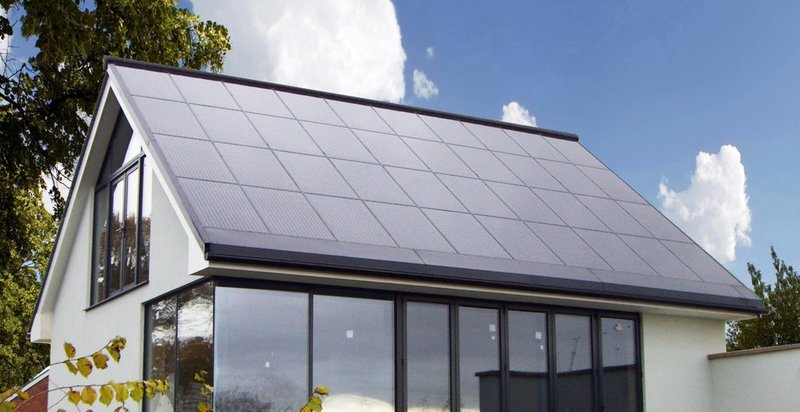 Domestic BIPV by GB SOL