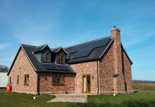 Buying solar panels for home