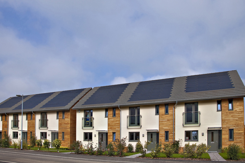 Solar Panel Aesthetics Exeo Energy