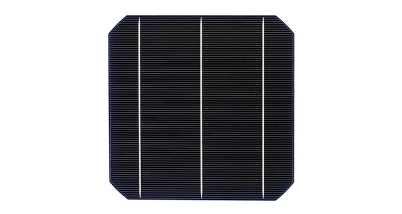 Mono-crystalline Solar PV Cell